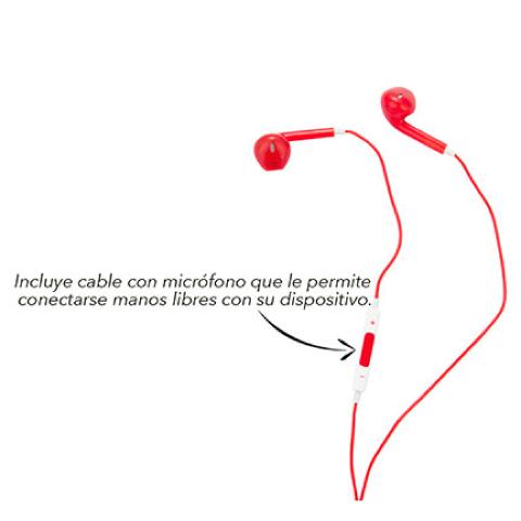 Audífonos Manos Libres